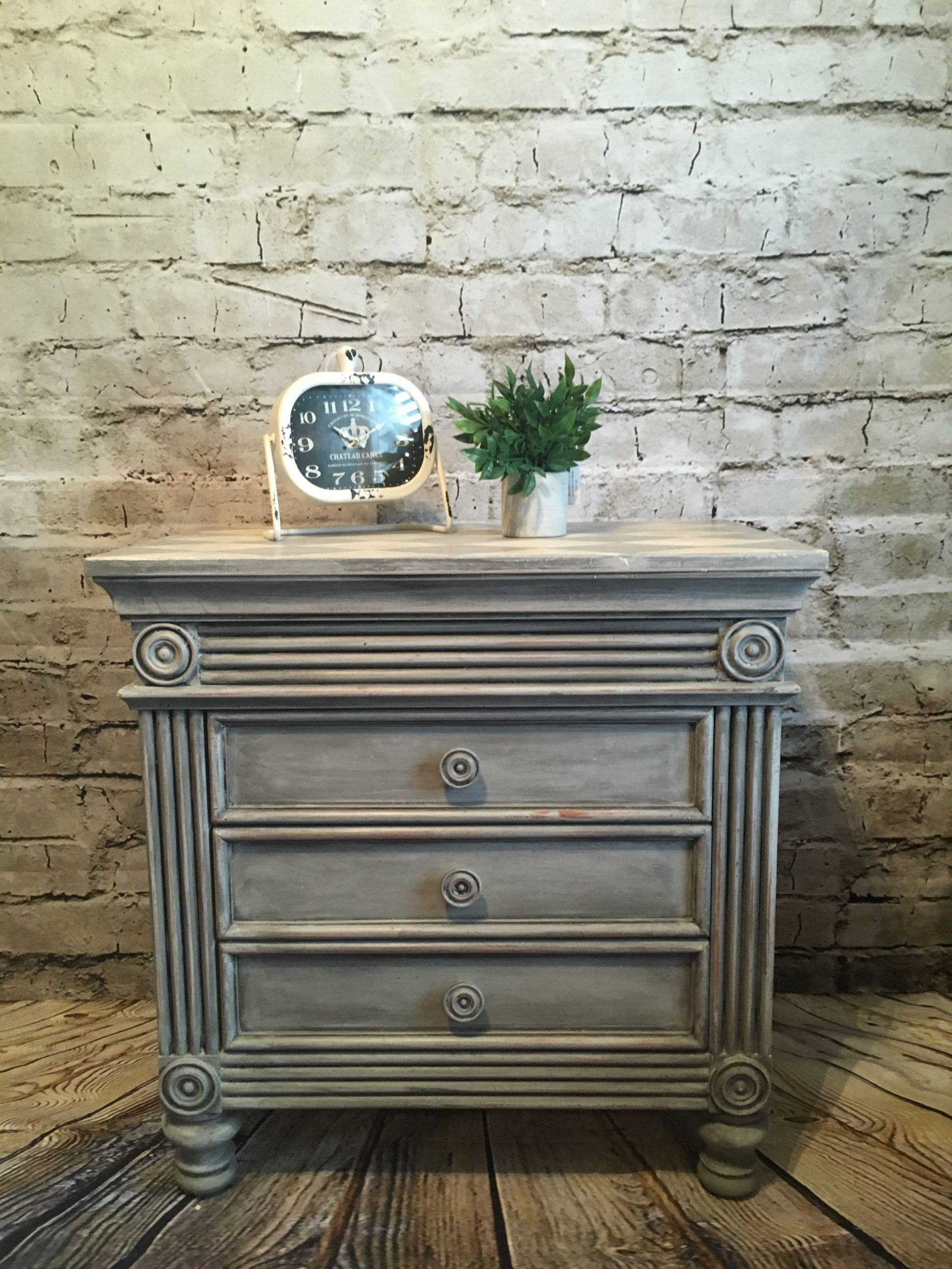 Grey Distressed Bedroom Furniture Paris Gray And Black Wax Redo Reuse In 2020 Grey Distressed Furniture Grey Painted Furniture Distressed Bedroom Furniture