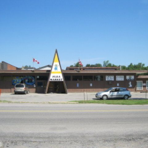 Courtice Flea Market | KCC Gourmet and Catering Inc
