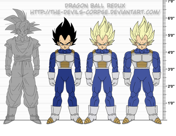 How Does Vegeta S Height Change So Much From The Time He S Introduced To The End Of The Series Akir Anime Dragon Ball Super Dragon Ball Art Anime Dragon Ball
