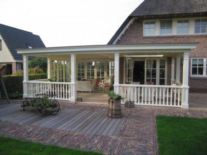 terrasse und veranda gestalten traum veranda die h tte. Black Bedroom Furniture Sets. Home Design Ideas