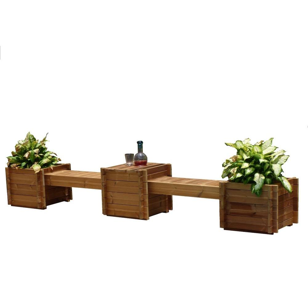 Pin On Outdoor Wooden Planters