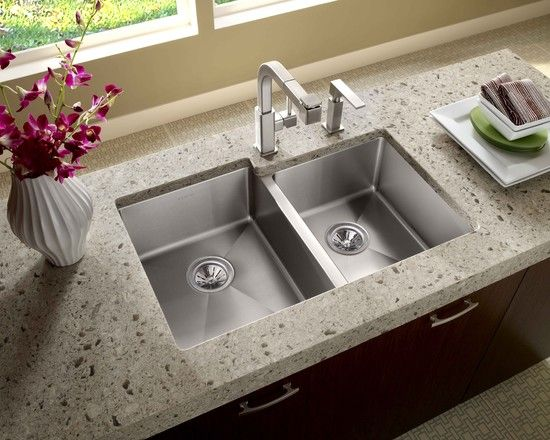 Large Ada Compliant Sink For The Kitchen Elkay Sinks Faucets