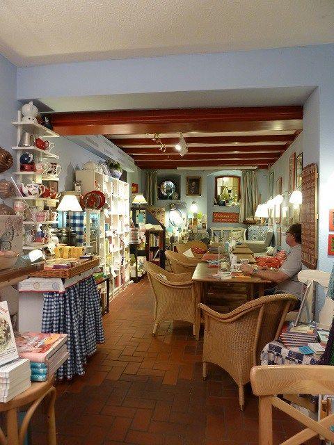 Möbel Lindau ruheoase für bücherliebhaber das kulturcafé augustin in lindau