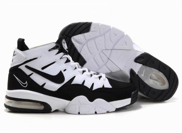 Nike Air Trainer Max 2 94 White/Black - Charles Barkley Shoes