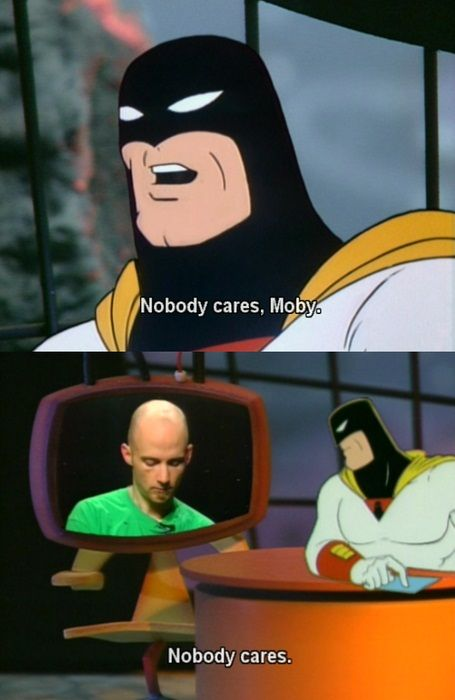 It Doesn T Matter Space Ghost Cartoon Tv Ghost