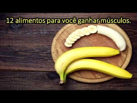 Pin Em 12 Alimentos Para Ganhar Massa Muscular