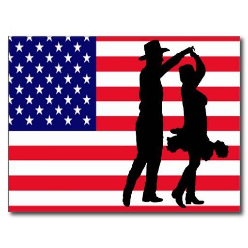 American Flag Painting On Wood
