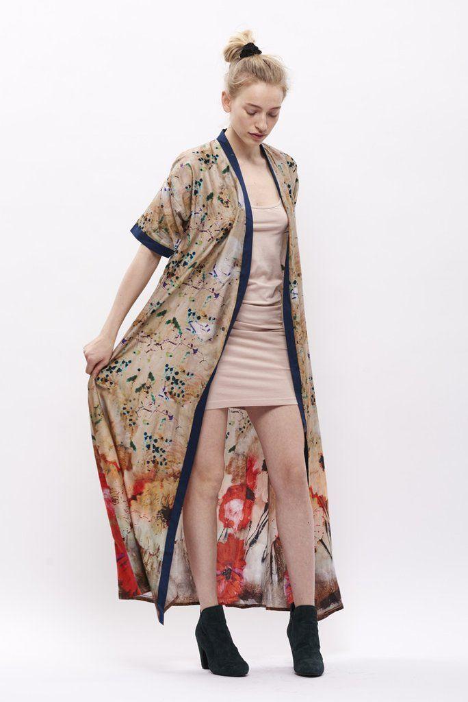 My Style Og Kjole Kimono Style Lee Sophia It6pOO