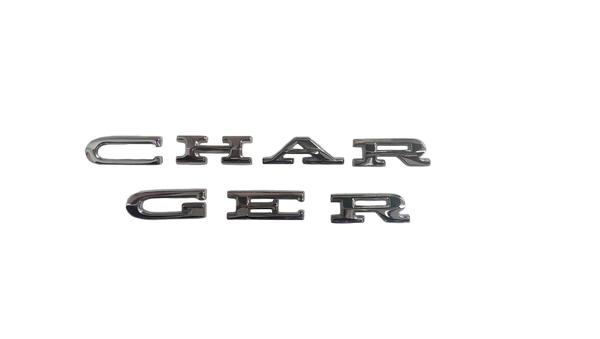 Part Vc672 Dodge Charger Lettering Letter Set