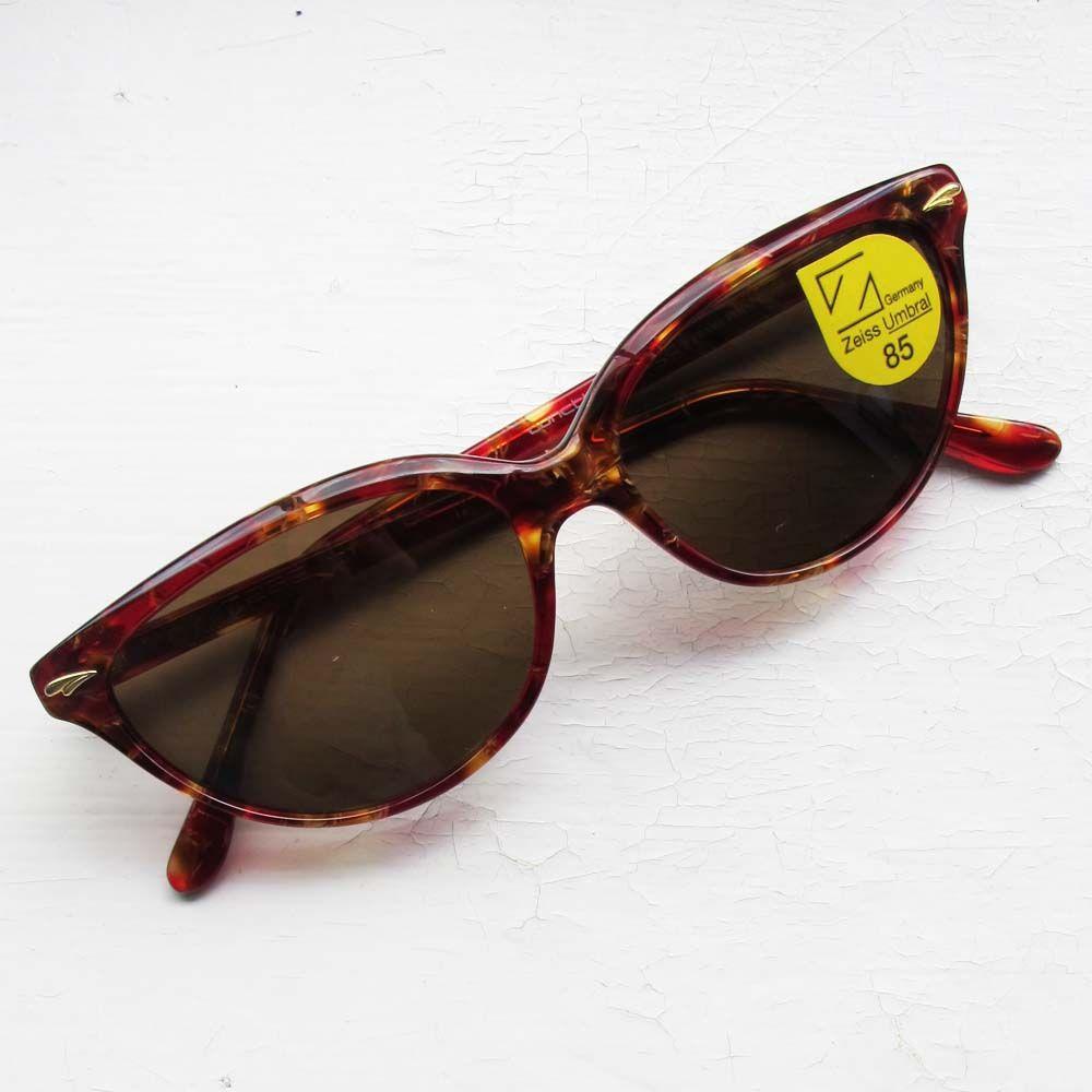 Zeiss Umbral Lenses Vintage Eyewear