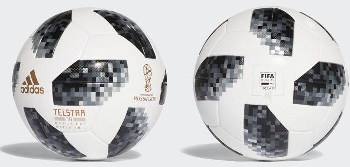 Wm 2018 Ball Telstar Offizieller Spielball Der Fifa Wm 2018