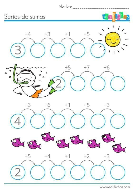 Billede Jardindeinfantes Billede In 2020 Math Activities Preschool Math For Kids Preschool Math