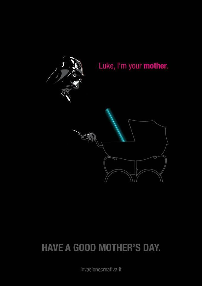 Have a good mother's day!