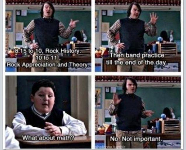 School Of Rock Tv Movies Pinterest Movie Quotes School Of Rock Funny Movies