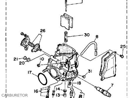 Image result for 1989 yamaha Zuma wiring diagram (With