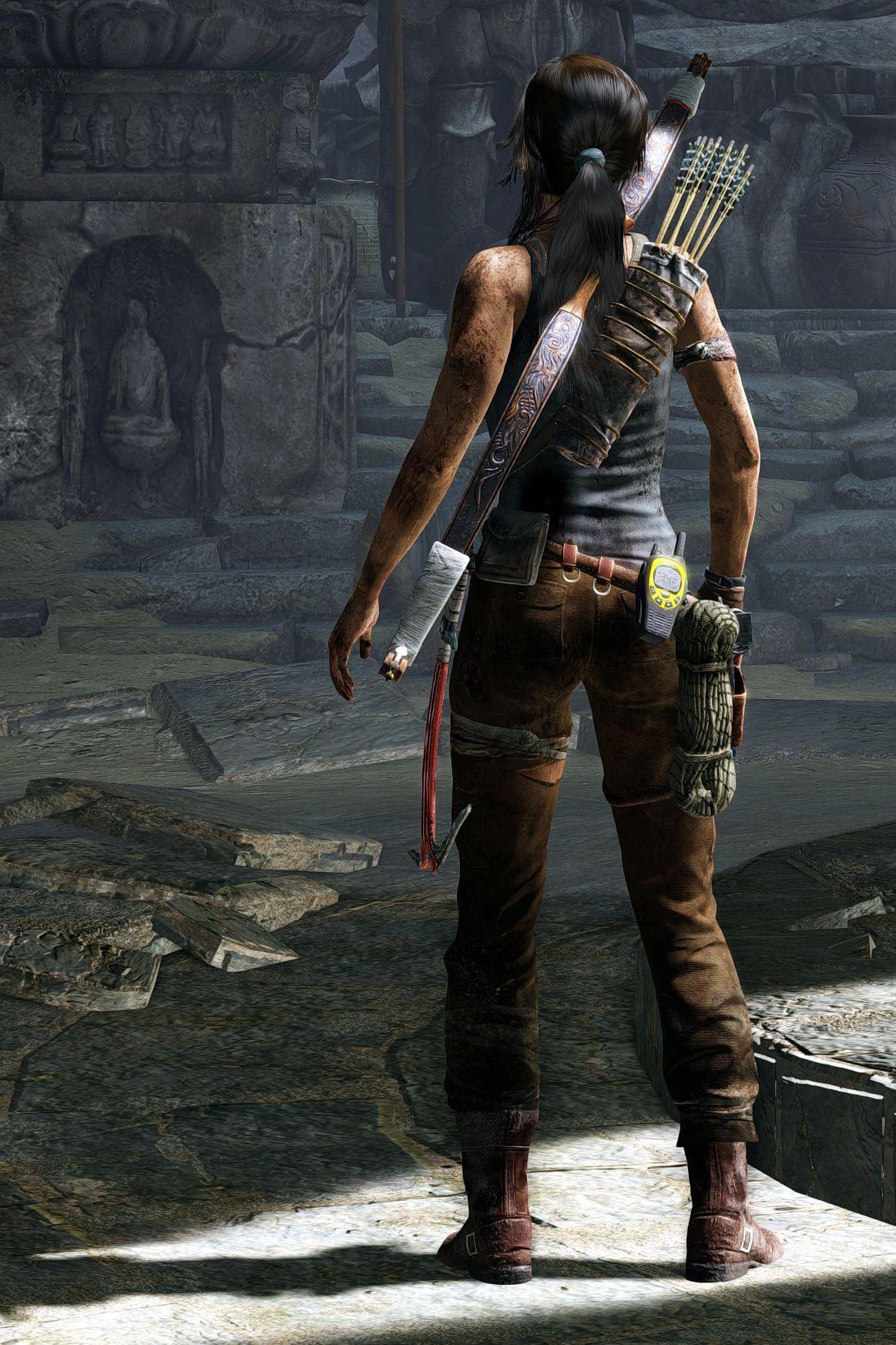 Tomb Raider Reborn | Tomb Raider | Tomb raider game, Tomb ...  Tomb Raider Reb...