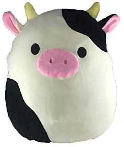 Kellytoys Squishmallow 8'' Conner The Cow