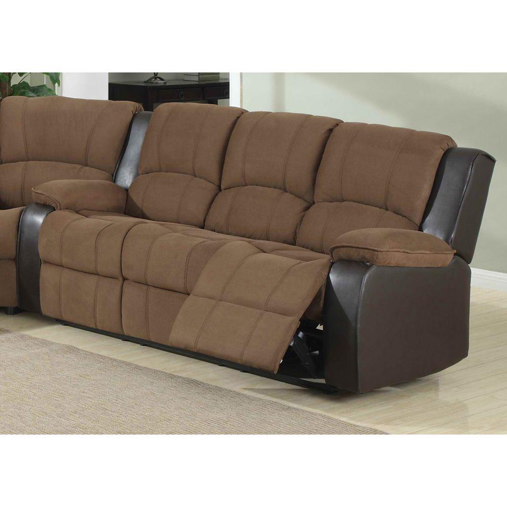 jagger mocha sectional | overstock | furniture | pinterest