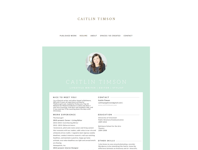 How to Set Up an Online Portfolio (That Will Land You the