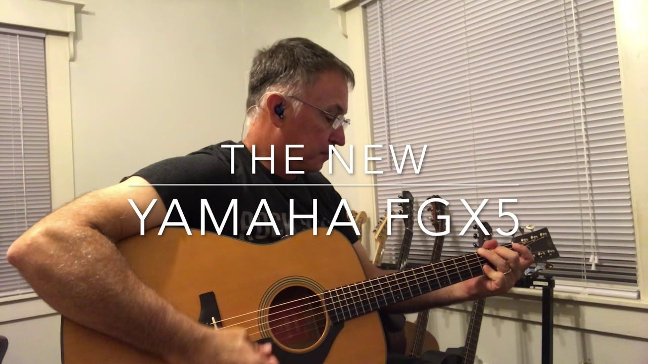 Review Of Yamaha Red Label Fgx5 Acoustic Guitar For Worship Musician Magazine October 2019 Youtube Guitar Reviews Guitar Famous Guitarists