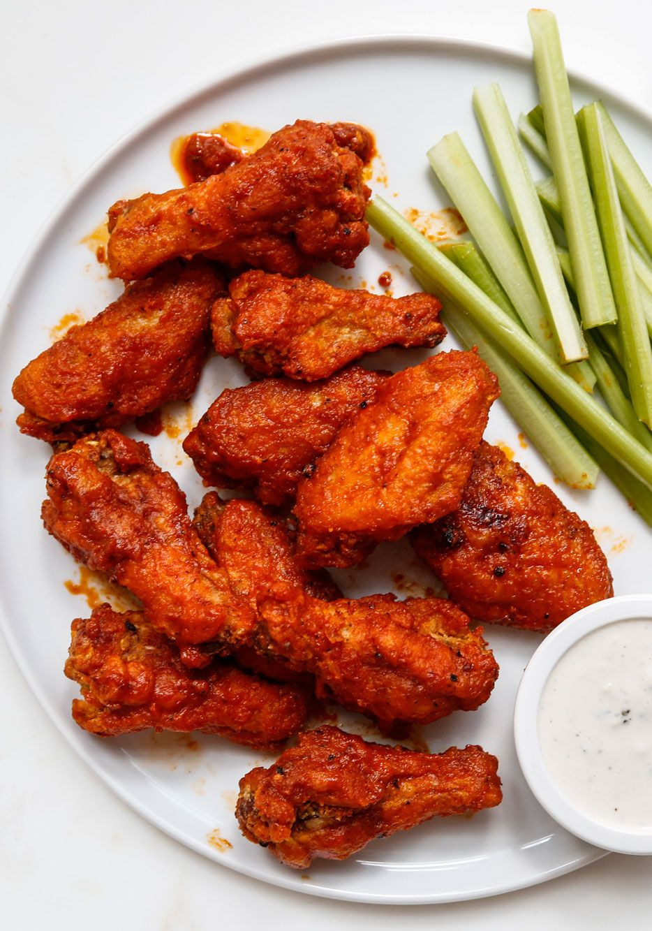 Ba S Best Buffalo Wings Recipe Hot Wing Recipe Chicken Wing Recipes Wing Recipes