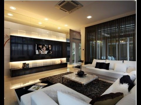 Living Room Design Amusing Contemporary Living Room Design Ideas  Interior Design  Places Decorating Design