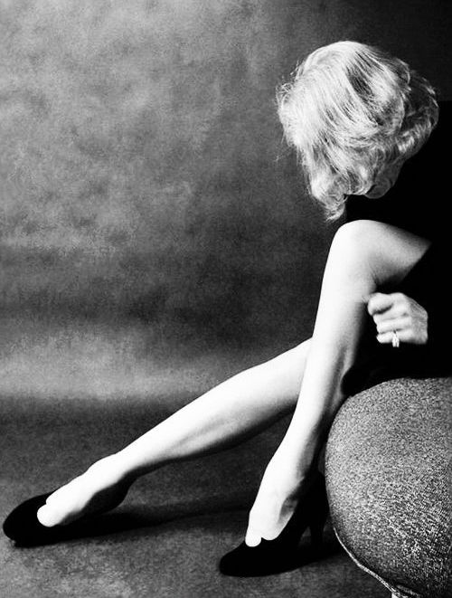 Traveling through history of Photography...Marlene Dietrich photographed by Milton Greene, 1952.