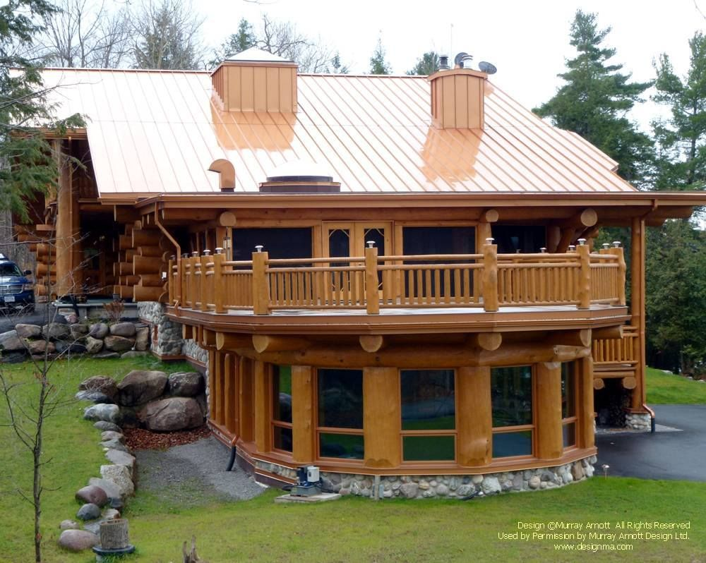 Deck over indoor pool for more photos or this or any - Log cabins with indoor swimming pools ...