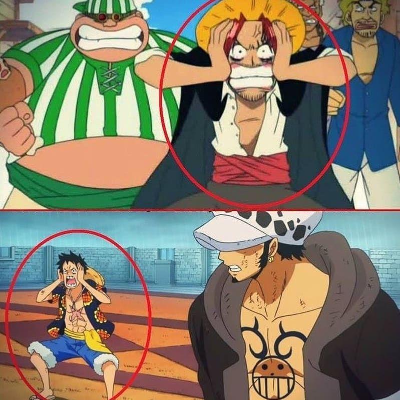 Like Father Like Son One Piece Funny One Piece Meme One Piece Manga