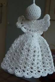 Afbeeldingsresultaat Voor Patroon Engeltjes Haken Kerst Crochet