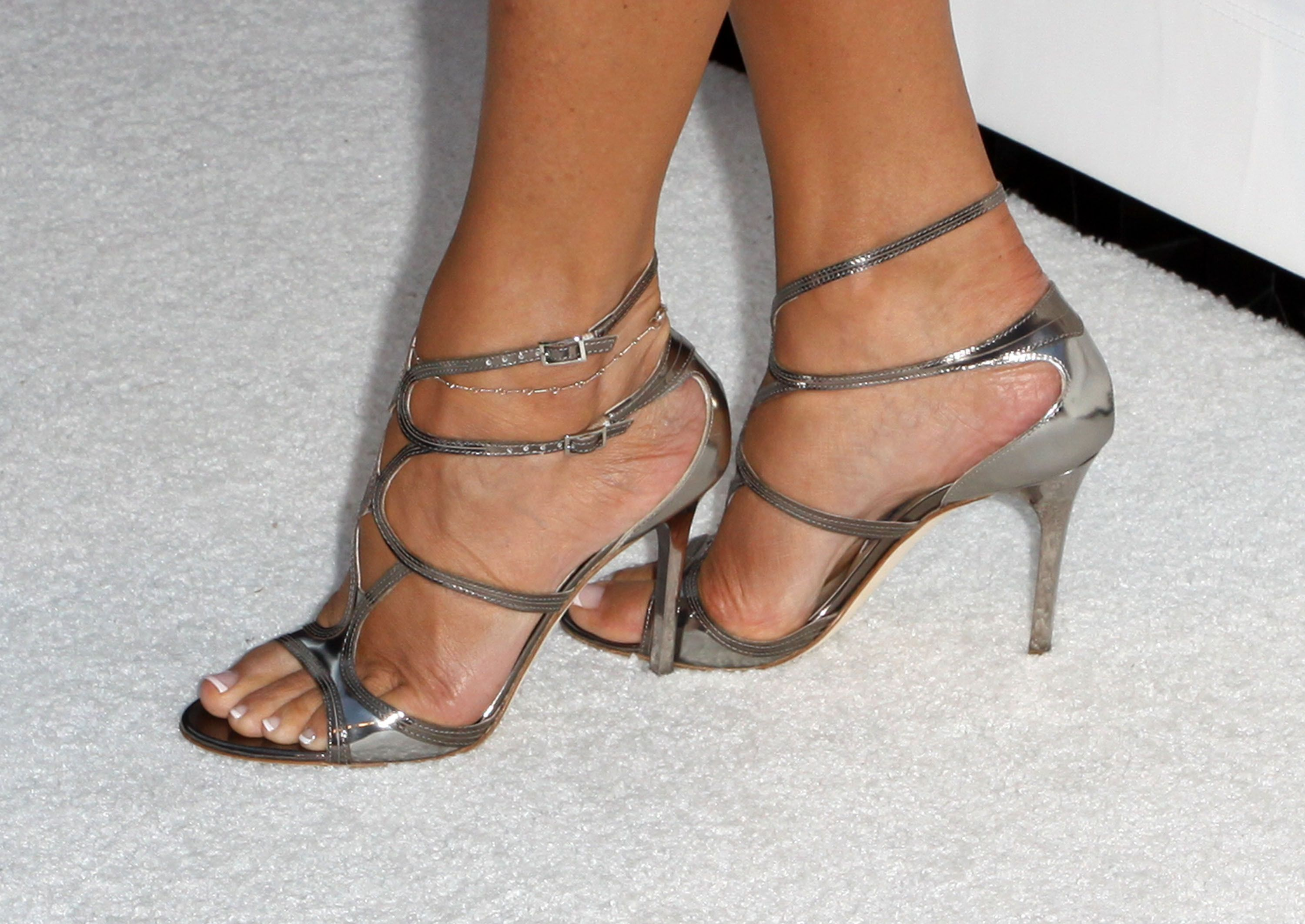 nancy o dell feet