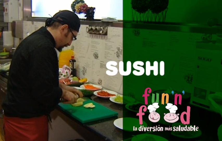 Taller Cocina Sushi