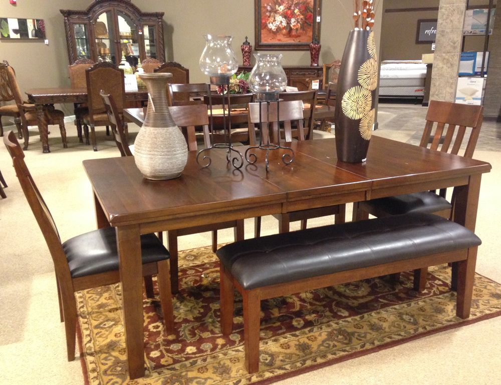 Ralene Dining Room With A Rich Rustic Beauty That Is Sure To Transform The Atmosphere Of Any Dining Area The