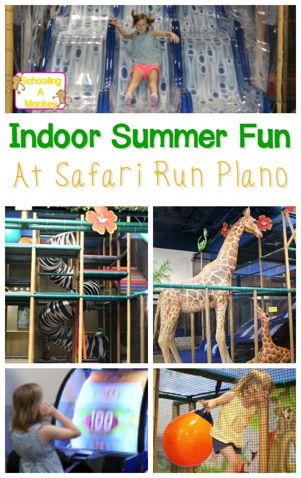 Safari Run Plano >> Dallas Indoor Activity Ideas Safari Run Plano Hands On