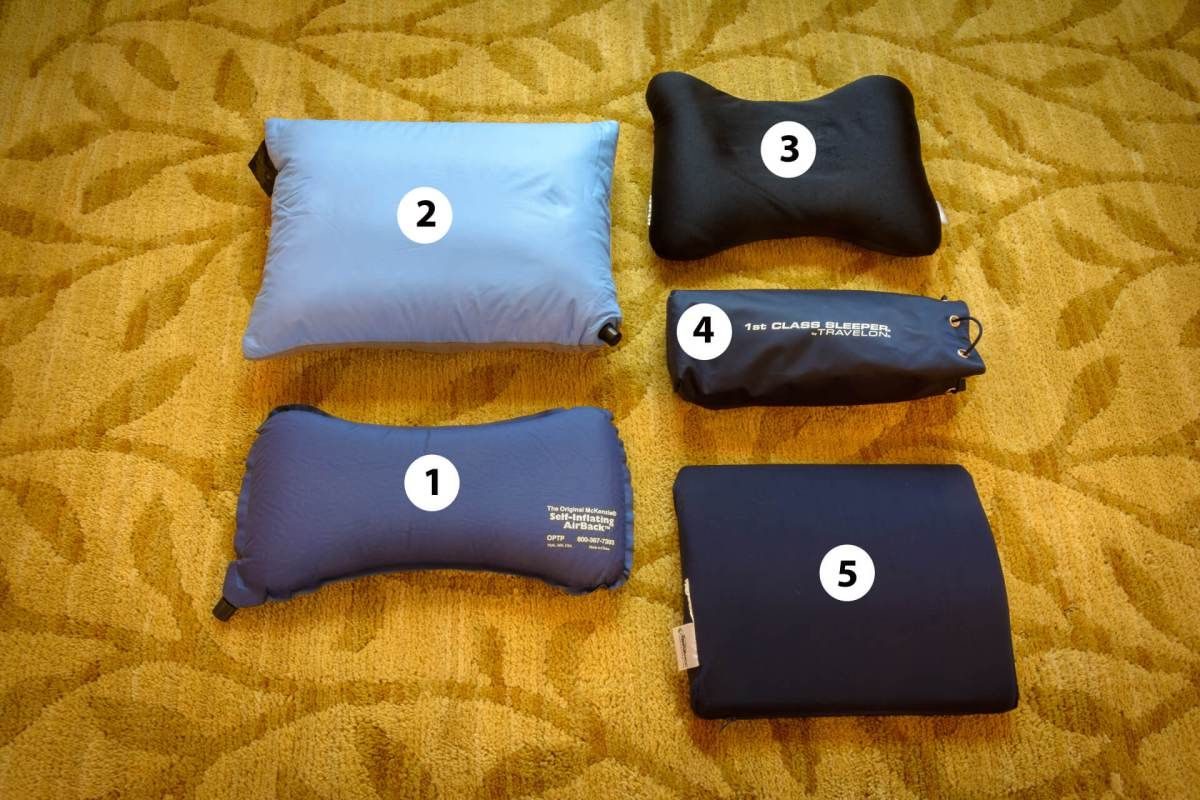 Travel Back Pillow Comparison: Which is Best?