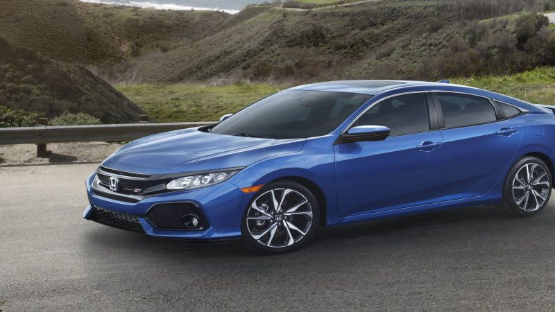 Honda reveals the 205horsepower Civic Si sedan and coupe
