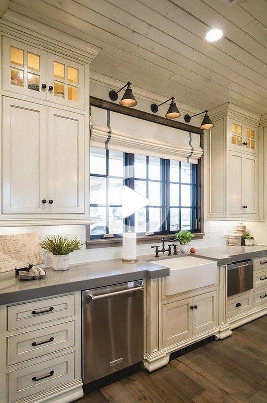 98 Bricolage Cuisine Renove En 1900 Vintage Country Ferme Ferme Chambre In 2020 Diy Kitchen Remodel Kitchen Cabinets Decor Farmhouse Kitchen Design