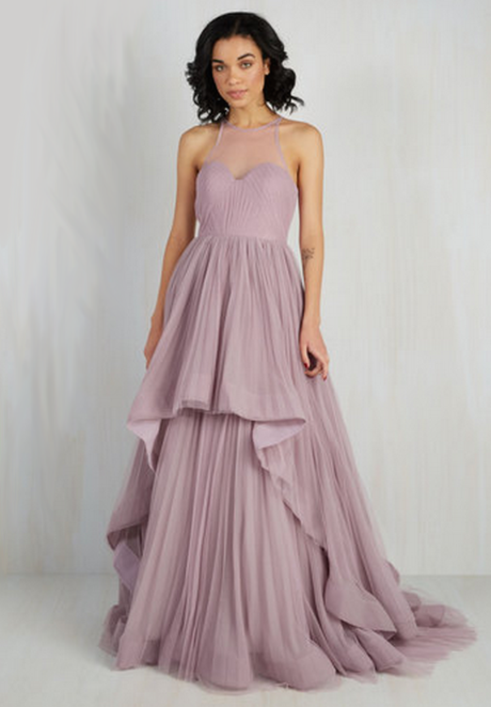 purple prom dresses fit for a prom queen skirts prom dresses