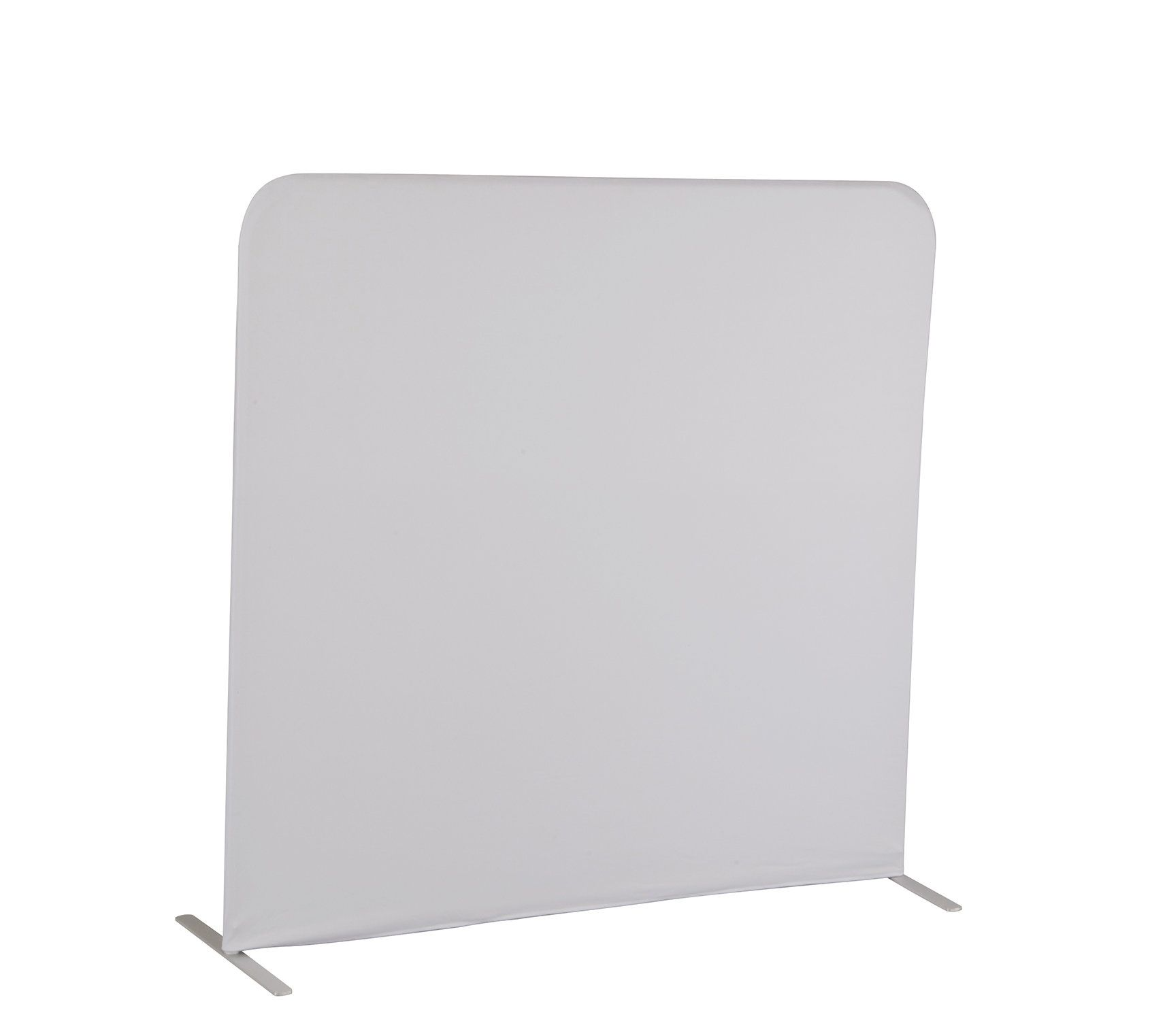 Adapt Rectangle Space Screen 1 Panel Room Divider, 54 X