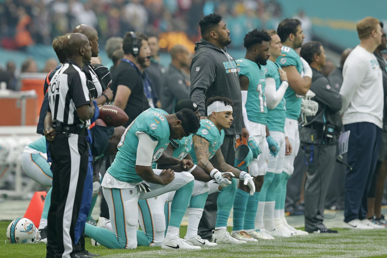 The Nfls National Anthem Policy Is On Hold All Sports Games And Sports Hd Streaming Channels With No Blackouts Nfl Nba Nhl Mlb M Anthem Protest Nfl Tv Nfl