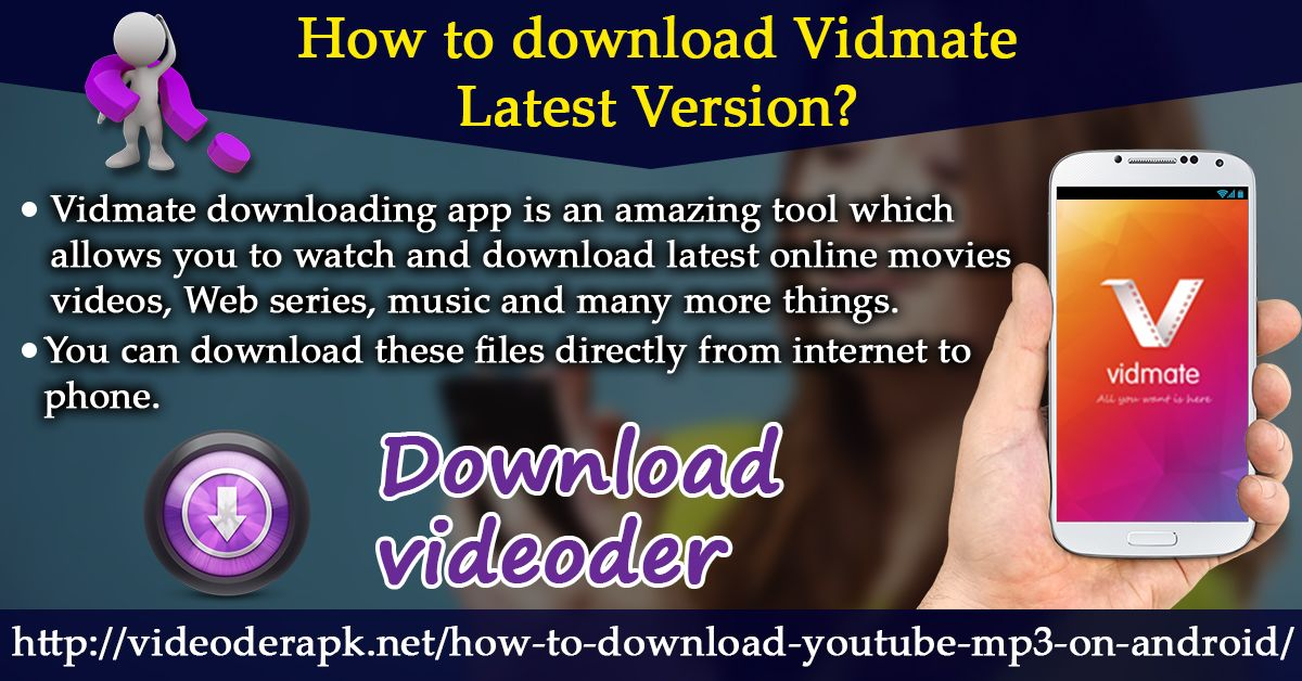 Pin by Vidmate App on How To Download Vidmate Latest Version