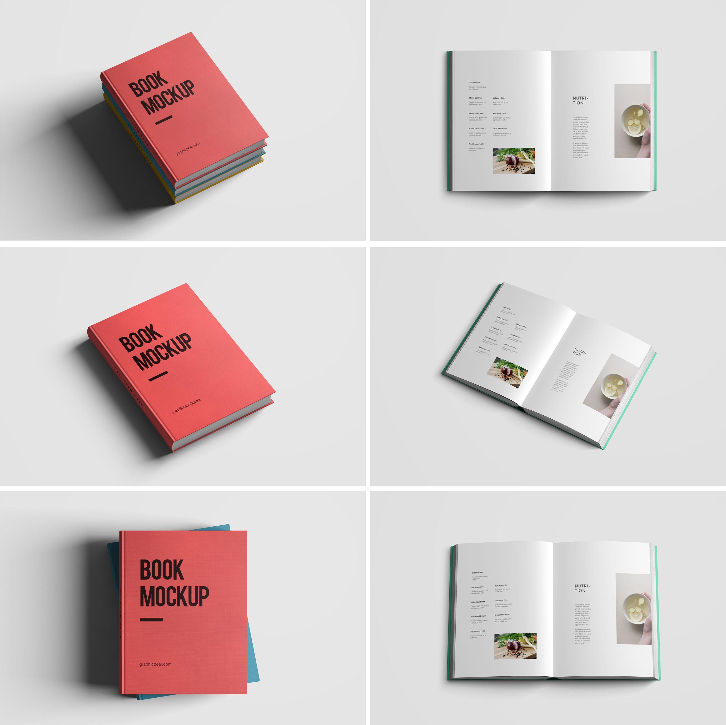Mockup Gratis Book Libro Free Download 03b Mockups Gratis Cubierta De Libros Folletos