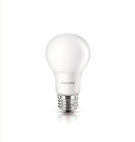Philips 455709 100w Equivalent A19 Led Soft White Light Bulb Non Dimmable Frustration Free 3 Pack Philips Http Www Amazon Led Bulb Led Light Bulb Light Bulb