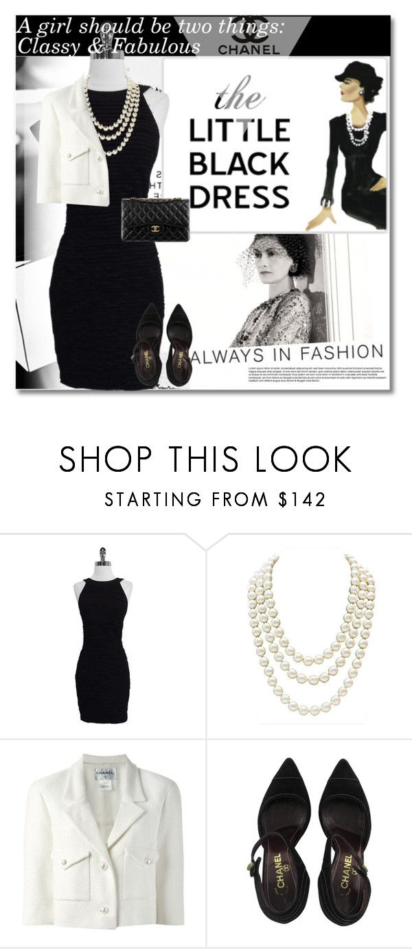 Coco Chanel Biggest Invention The Little Black Dress