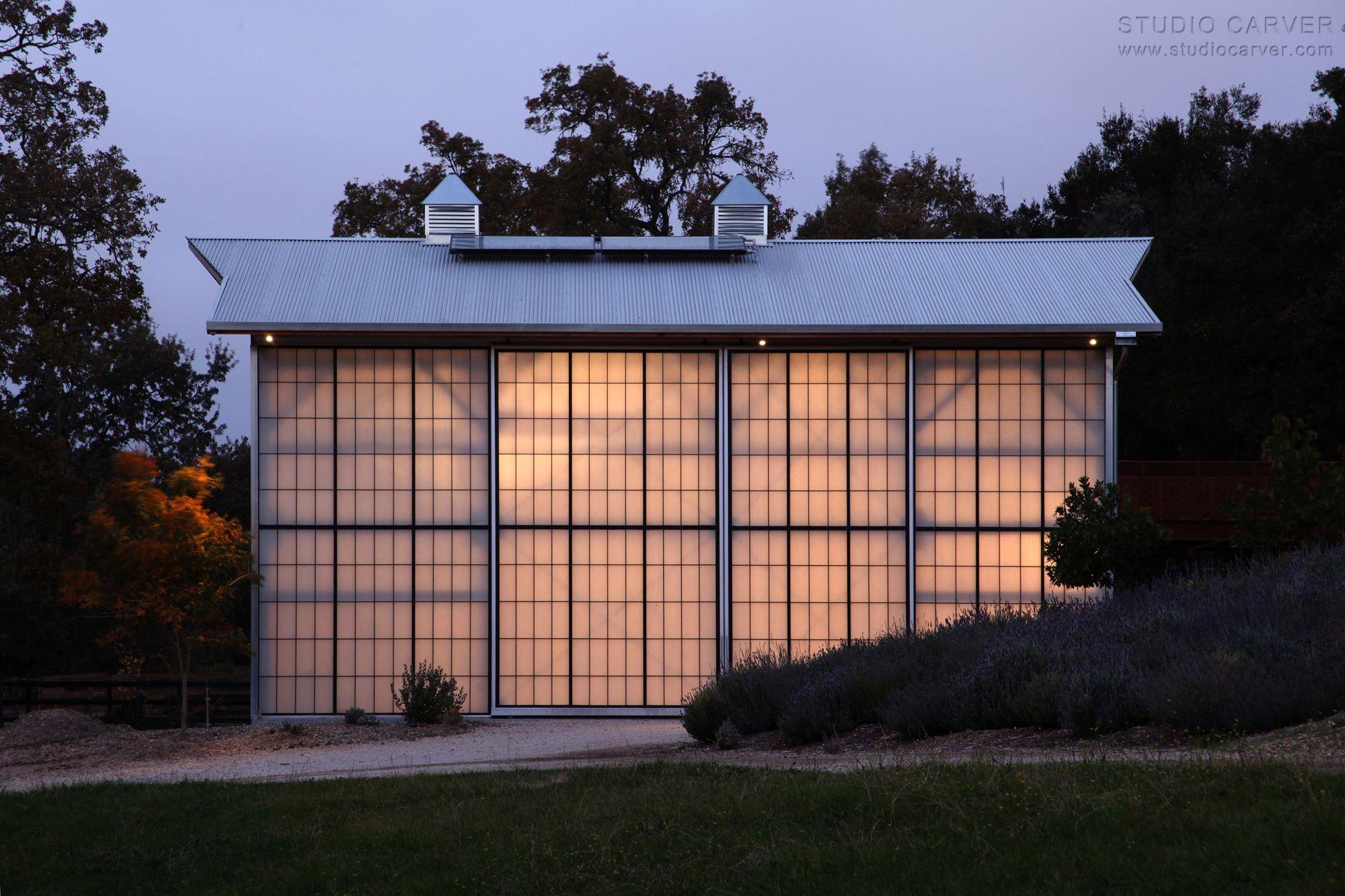 Santa Ynez Barn U003e STUDIO CARVER Santa Ynez, California Good Ideas