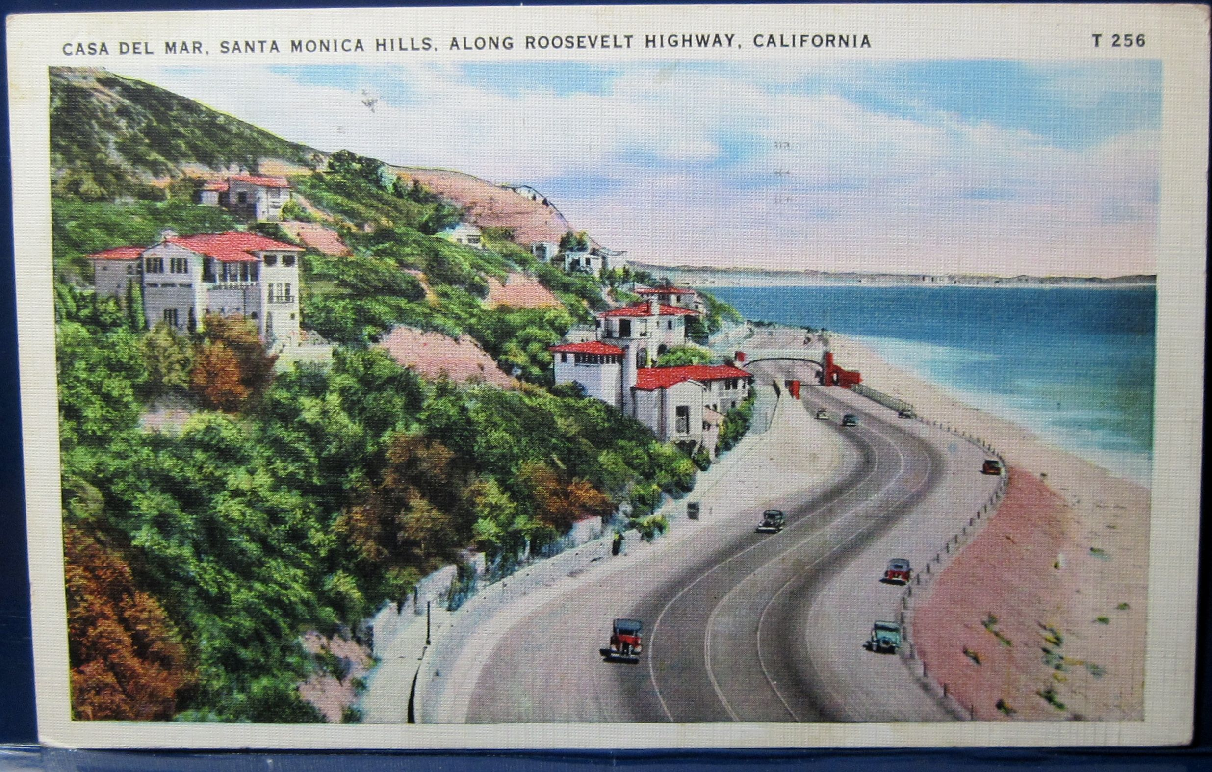 Castellammare pacific palisades california arch rock for Where is pacific palisades