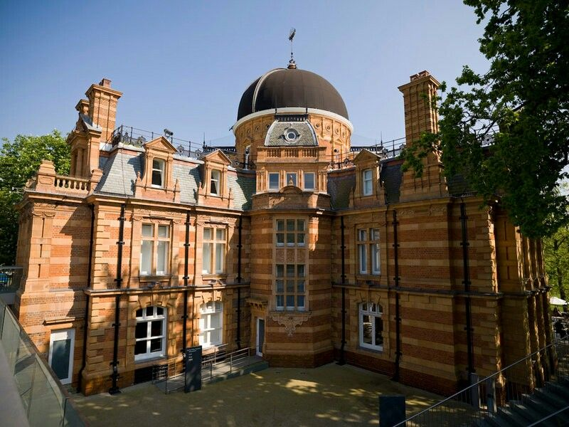 Royal Observatory, Greenwich London vacation