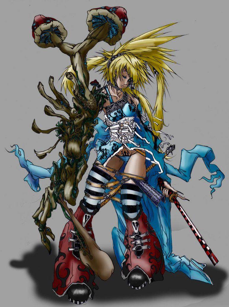 Twisted Alice In Wonderland Art Wonderland Alice By Ladyshar On