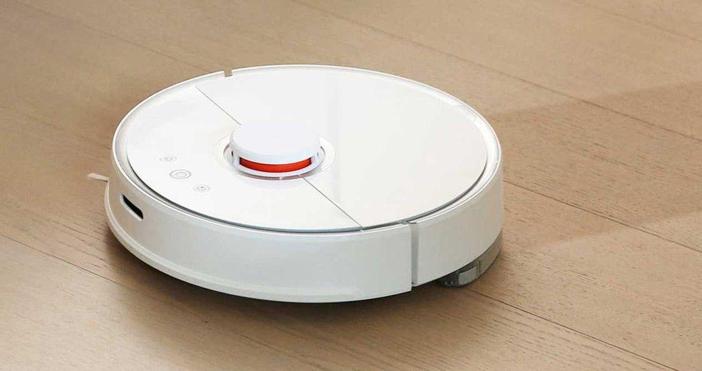 Robot Aspirador Xiaomi Mi Robot Vacuum 2 Con Mopa Por 335 Euros
