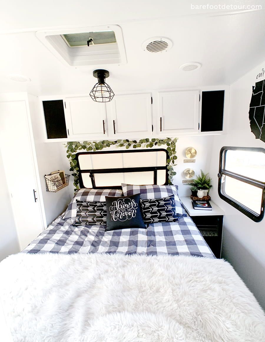 Lessons From An Rv Reno Newbie Couple Don T Make These Mistakes Remodel Bedroom Home Bedroom